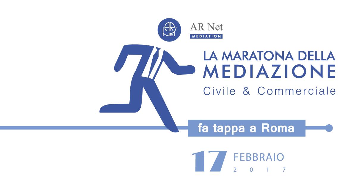 Maratona della Mediazione tappa a ROMA