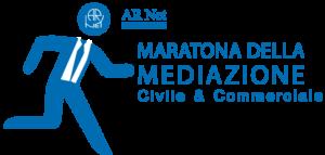 Logo Maratona della Mediazione AR Net
