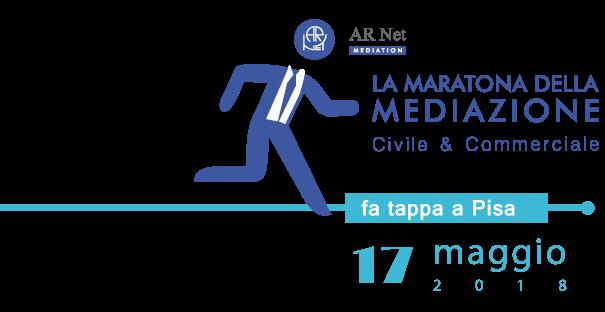 Maratona della Mediazione Tappa Pisa