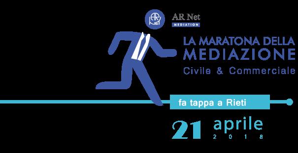 Maratona della Mediazione Tappa Rieti